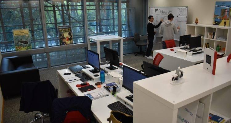 Datacrag office